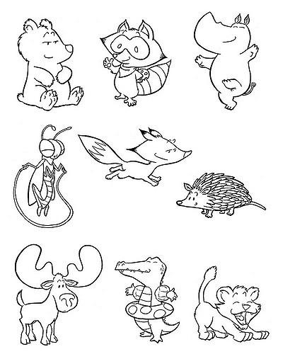 מדריך ווידאו איך לצייר חיות